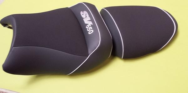 hyper2roues selles confort pour moto. Black Bedroom Furniture Sets. Home Design Ideas